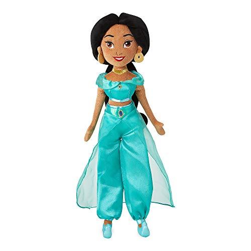 Disney Jasmine Plush Doll - Aladdin - Medium - 18 Inch