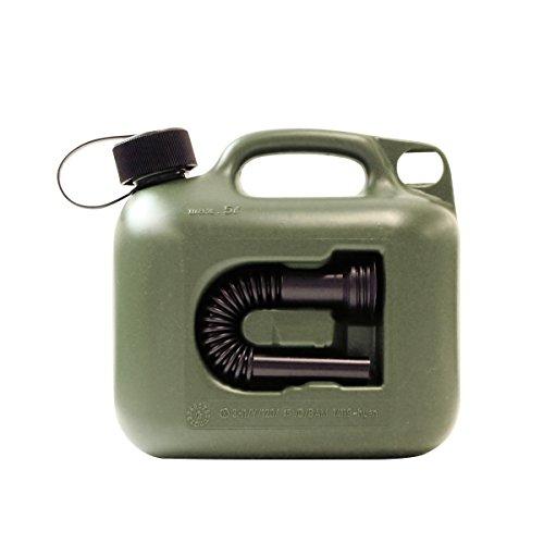 Kraftstoff-Kanister PROFI (UN) 5 L oliv,UN-Zulassu
