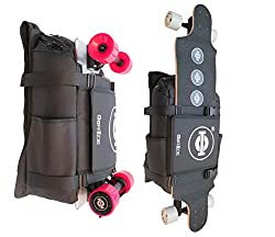 GoRide Tech the best skateboarding backpack for electric boards