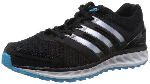 Adidas Falcon Elite 3 W - Zapatillas de running para mujer, color Negro (Negro), Talla, 40