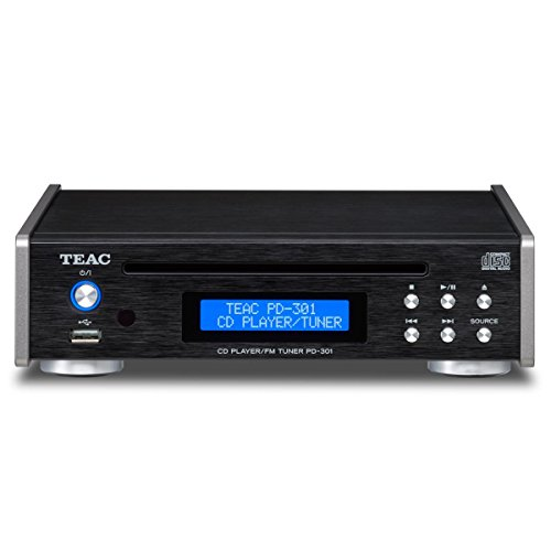 Teac PD 301 CD Player with FM Tuner USB