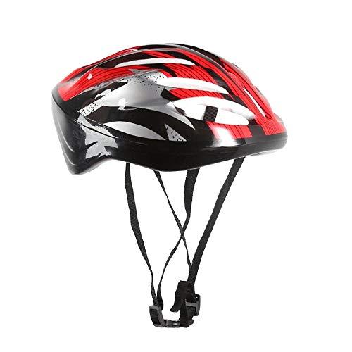 Casco da ciclismo per bicicletta Ultralight EPS+PC Copertura MTB Strada Bike Casco Integrale-muffa Ciclismo Casco Ciclismo Sicuro Cap