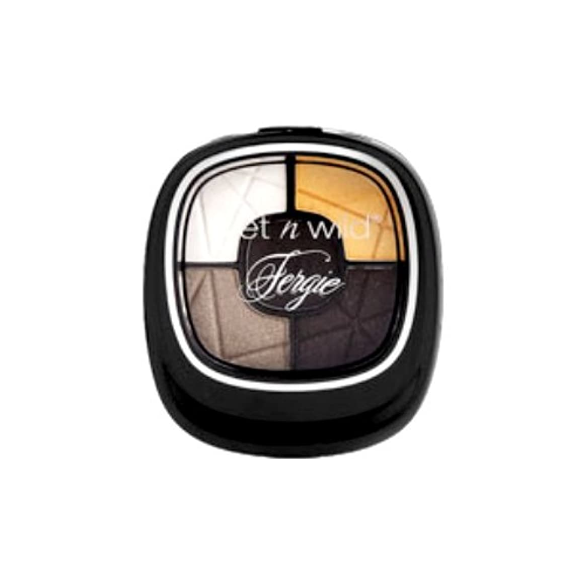 法王ご覧ください民族主義Wet N Wild FERGIE Photo Op Eyeshadow - Metropolitan Lights (並行輸入品)