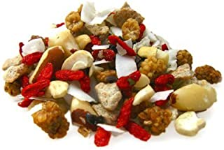 Essential Living Superfood Trail Mix, Raw, 8 Ounce by Essential Living Foods