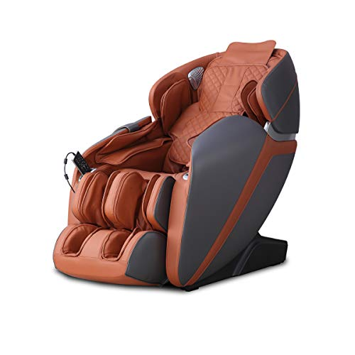 [NEW2021] Full-Body L-Track Kahuna Massage Chair with Spot Target Voice...