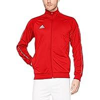 adidas Core18 PES Jkt Chaqueta, Hombre, Rojo (Power Red/White), 3XL