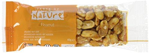 Taste of Nature Müsliriegel Argentina Peanut Plains (1 x 40 g) - Bio