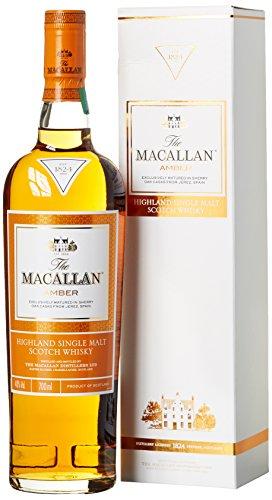 Macallan Amber Highland Single Malt Whisky (1 x 0.7 l)
