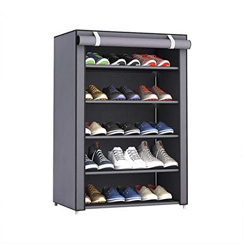Glug Inicio Sistema de Zapatos de múltiples Capas, Zapatos de tubería a Prueba de Polvo.