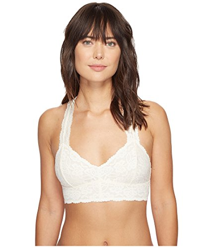 Free People Galloon Lace Racerback Ivory MD (Women's 8-10)