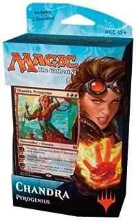 Magic Kaladesh Planeswalker 60-card Deck: Chandra, Pyrogenius with 2 Booster Packs