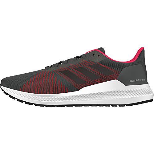Adidas Solar Blaze M Zapatillas Running Hombre (45 EU)