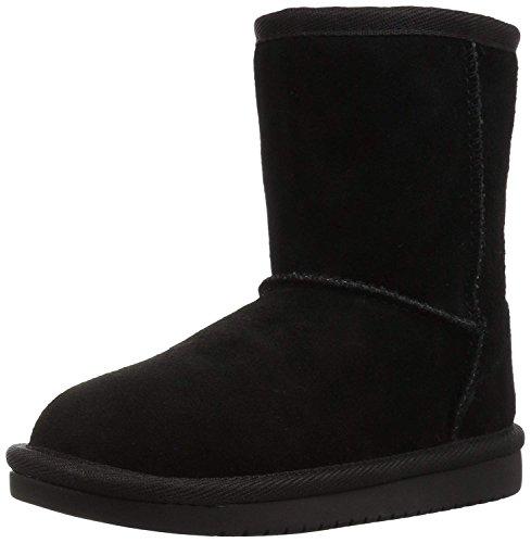 Koolaburra by UGG Baby Mädchen T KOOLA Short Boot Stiefel, Schwarz (Black Blk), 41 EU
