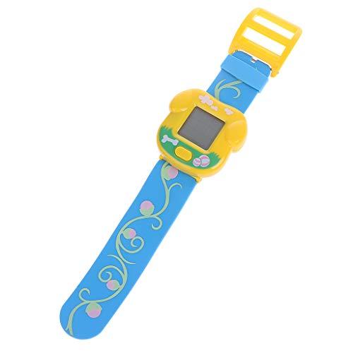 90S nostálgico Virtual ciber Mascota Juguete Divertido Reloj Regalo Retro Juego para niñosPerro