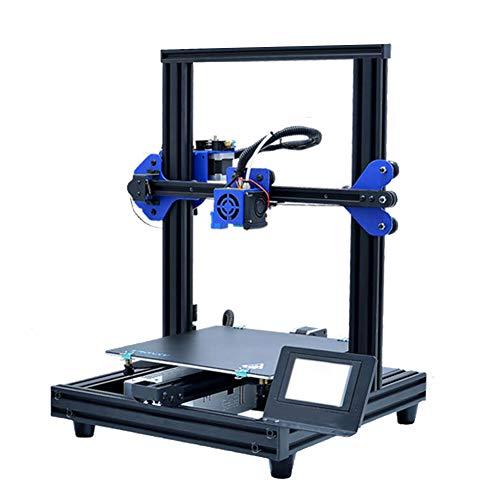 Imprimante 3D,écran tactile de 3,5 pouces, inspection des matériaux, balance de réglage auxiliaire, format d'impression (255 * 255 * 260mm)