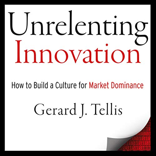 Unrelenting Innovation audiobook cover art
