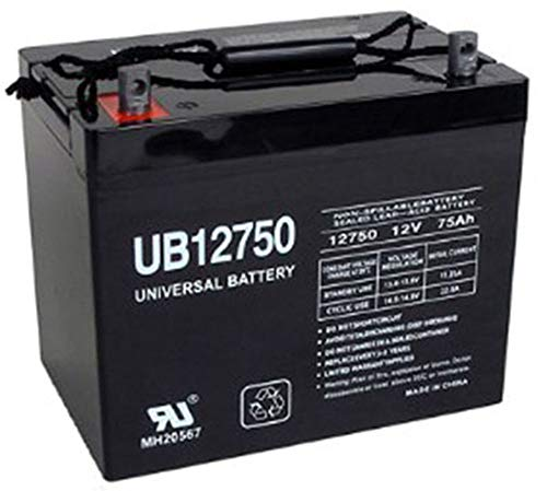 Universal Power Group UB12750 45821 12V 75AH GRP 24 Battery