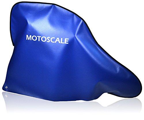 Motoscale Deichselhaube für Wohnwagen und Anhänger (aus hochwertiger LKW-Plane) | Deichselschutz Anhängerkupplung Abdeckung (Made in Germany)