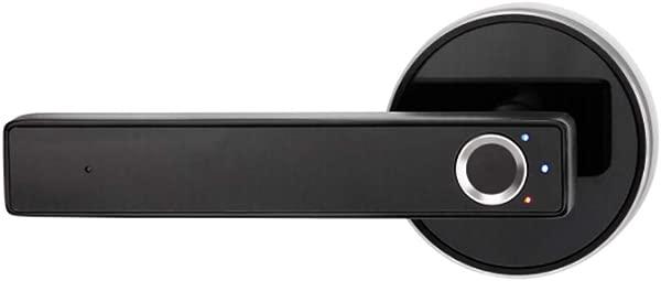 Keyless Door Lock Smart Lock Fingerprint Door Lever By MOVA Lock Zinc Alloy