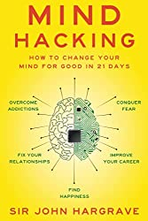 Book Cover of Mind Hacking by John Hargrave