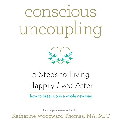 Conscious Uncoupling audiobook cover art
