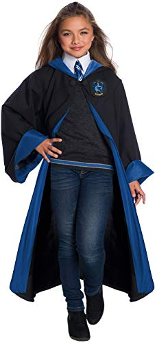 Charades Ravenclaw Student Children's Costume, As Shown, Medium