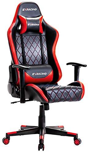 【 ゲーミングチェア 人間工学に基づいた3D設計 】 オフィスチェア デスクチェア 椅子 ゲーム用チェア イス...