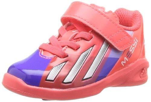 adidas F50Adizero I Messi, Baskets Mode Unisex Baby, Pink - Rose (Rose VIF/Blanc/Violet VIF) - Größe: 20