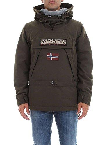 Napapijri - Skidoo - Ski jas - Caper., Mannen, Militair Groen, M