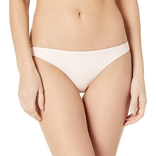 Hurley Damen Women's Quick Dry Compression Solid Bikini Bottom Bikinihose, Echo Pink, X-Large