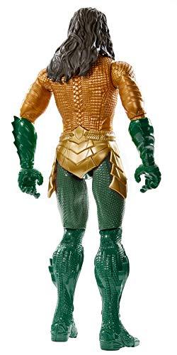 DC Aquaman™ Figura de acción Mera 30cm (Mattel FXF92) 3