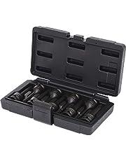 """KS Tools 911.0944 1/2"""" kraftbitskontakt uppsättning kuggtänd, 9 delar."""