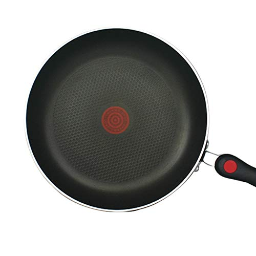 ZPWSNH Fire Red Point Pan, Non-stick Koekenpan Steak Pot, Huishoudelijke Gasfornuis Universele Wok