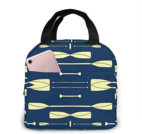 Bolsa de almuerzo para mujer y niña con aislamiento térmico para pícnic, bolsa térmica para preparar comidas grandes, bolsas grandes a prueba de fugas para lonchera, camping, viajes, pesca