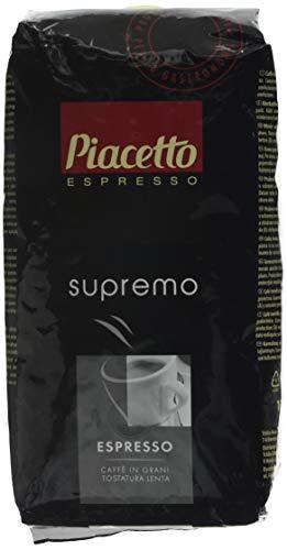 Piacetto Kaffee  Supremo Espresso, ganze Bohne 1000g