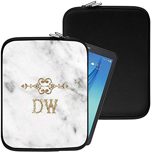 Personalisiert Marmor Neopren Tablethülle Case Tasche (71) für Huawei Honor T1 7.0 (7