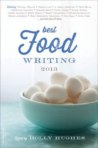 Image of Best Food Writing 2013