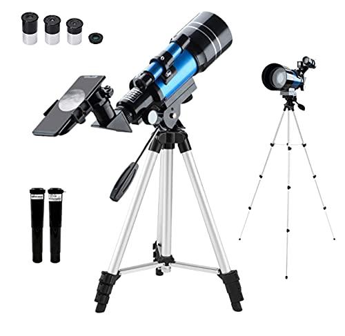 Telescopio per astronomia, Starter Scope con supporto per...