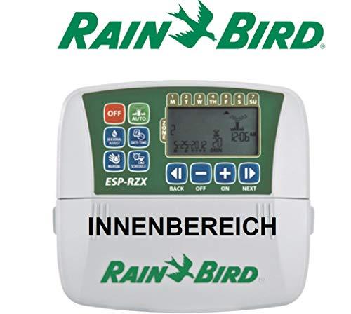 Rain Bird RZXe8i Système de contrôle WiFi Compatible avec 8 Stations intérieures Gris