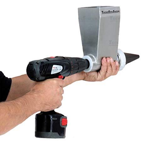 Fugatrice - Aplicador rápido para juntas con mortero