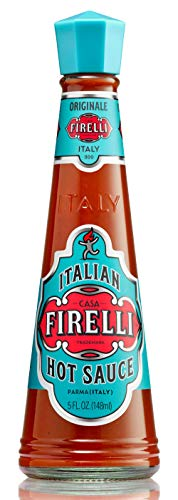 CASA FIRELLI Italienische Hot Sauce in Glasflasche 148ml