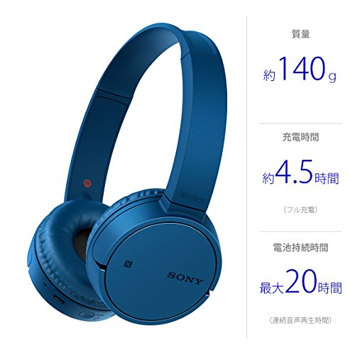 SONY(ソニー)『WH-CH500』