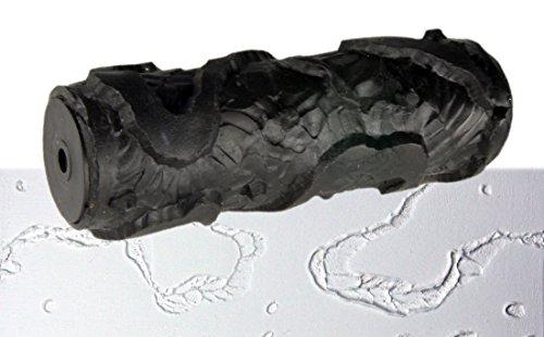 Putz Strukturwalze Mystik 18cm zum kreativen Strukturieren und Dekorieren von Wand und Decke mit Putz oder Farbe