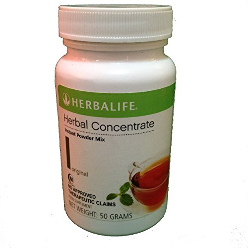 Herbalife Thermojetics Herbal Tea Beverage 100gm (Original) - For Inch Loss, Lose Weight Faster