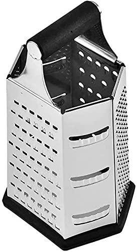 1 rallador multifunción de seis lados de la máquina de cepillado de la máquina de cortar vegetales de la cocina de la herramienta de gadget