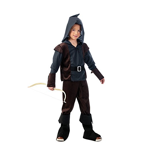 Limit Sport- Arquero Medieval, disfraz infantil, 2 (MI956