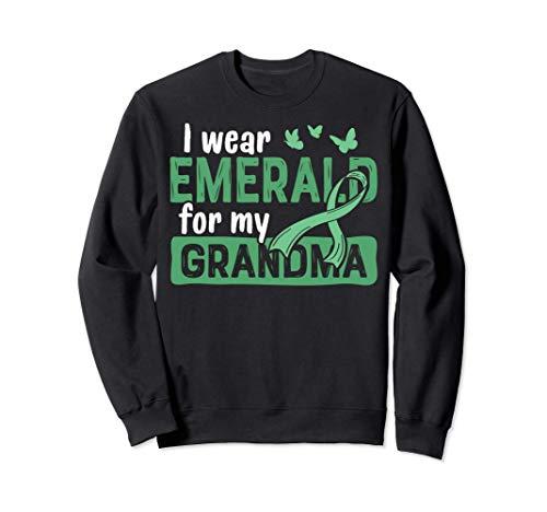 Esmeralda Mi abuela Conciencia sobre el cáncer de hígado Sudadera
