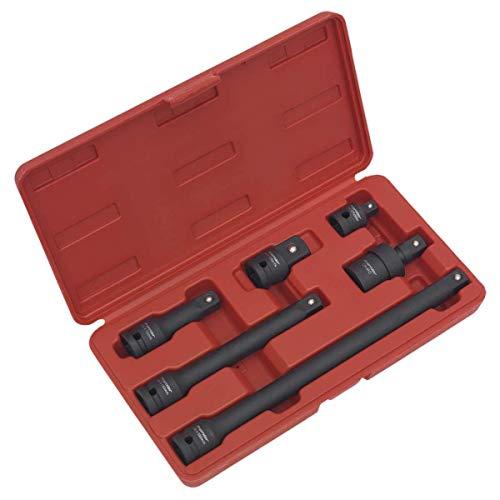 Sealey AK5514 - Llave de vaso de cabeza cuadrada (tamaño: 1/2pulgadas)