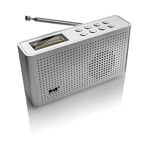 Tragbares DAB+ und WiFi Radio MA-26D Internetradio