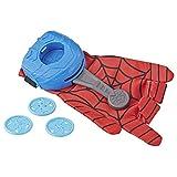 Spider-Man- Web Launcher Glove, Multicolor (Hasbro E3367EU4)